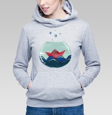Алые паруса - Купить детские толстовки морские  в Москве, цена детских  морских   с прикольными принтами - магазин дизайнерской одежды MaryJane
