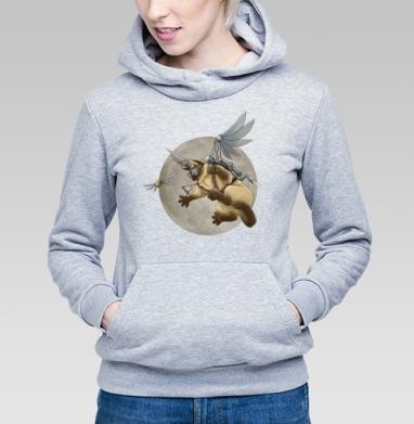Крылокот - Купить детские толстовки с кошками в Москве, цена детских толстовок с кошками  с прикольными принтами - магазин дизайнерской одежды MaryJane