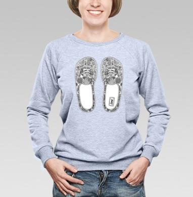 Кеды для хиппи - Купить детские свитшоты спортивные в Москве, цена детских свитшотов спортивных  с прикольными принтами - магазин дизайнерской одежды MaryJane
