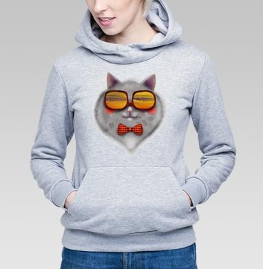 Котофей - Купить детские толстовки с кошками в Москве, цена детских толстовок с кошками  с прикольными принтами - магазин дизайнерской одежды MaryJane