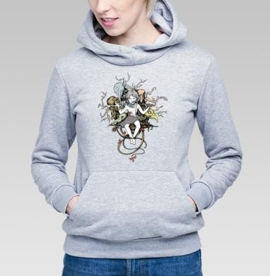 Дриада - Купить детские толстовки с деревьями в Москве, цена детских толстовок с деревьями  с прикольными принтами - магазин дизайнерской одежды MaryJane