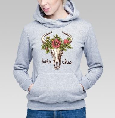 Бычий череп - Купить детские толстовки с черепом в Москве, цена детских толстовок с черепом  с прикольными принтами - магазин дизайнерской одежды MaryJane