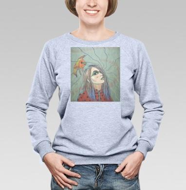 Автопортрет - Купить детские свитшоты с китами в Москве, цена детских свитшотов с китом с прикольными принтами - магазин дизайнерской одежды MaryJane