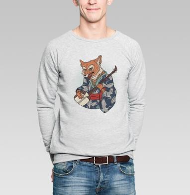 Инари - Купить мужские свитшоты музыка в Москве, цена мужских свитшотов музыкальных  с прикольными принтами - магазин дизайнерской одежды MaryJane