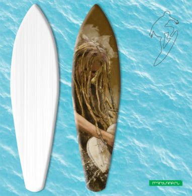 Да будет РОК - Наклейки на серф