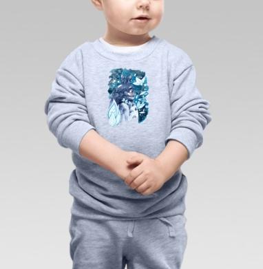 Улыбка в ночи - Детские футболки новинки