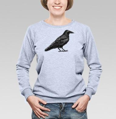 Чёрный ворон - Свитшоты женские. Новинки