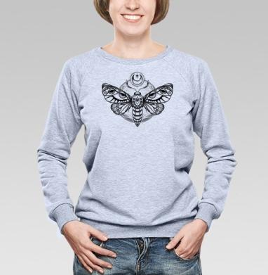 Ориентальный мотылек - Свитшоты женские. Новинки