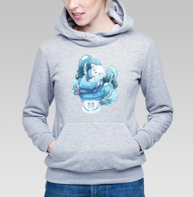 Рыба моя - Купить детские толстовки с медведем в Москве, цена детских  с медведем  с прикольными принтами - магазин дизайнерской одежды MaryJane