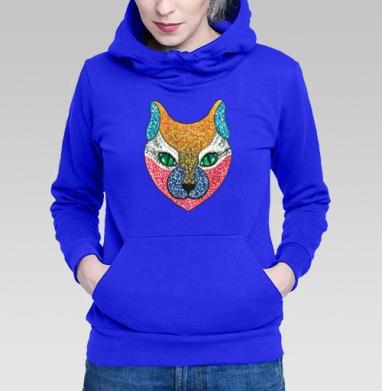 Кошачий гипноз - Толстовки женские в интернет-магазине