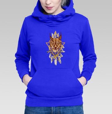 Лесная рысь - Толстовки женские в интернет-магазине