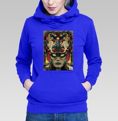 Самоделка visuel-masque.jpg - Толстовки женские в интернет-магазине
