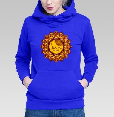 Солнце внутри - Толстовки женские в интернет-магазине