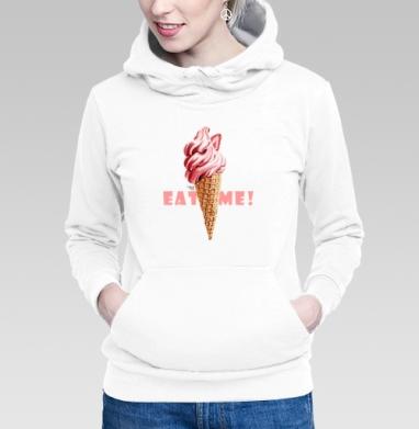 Мороженое - рожок - Купить женскую толстовку