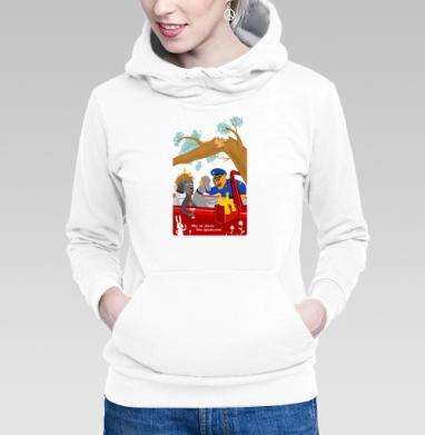 КОТО-КОП - Толстовки на автомобильную тему