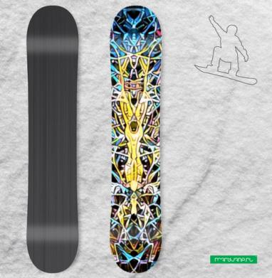 Атридис - Наклейки на доски - сноуборд, скейтборд, лыжи, кайтсерфинг, вэйк, серф