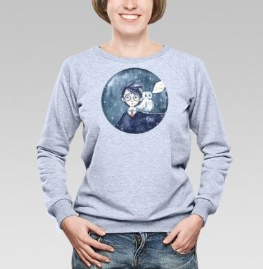 Гарри и букля - Купить детские свитшоты со сказками в Москве, цена детских свитшотов со сказками  с прикольными принтами - магазин дизайнерской одежды MaryJane
