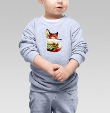 Озорная лисичка Лана - Детские футболки с прикольными надписями