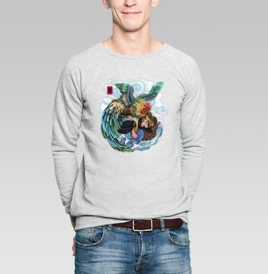 БАНЗАЙ - Купить мужские свитшоты Новый год в Москве, цена мужских свитшотов новогодних  с прикольными принтами - магазин дизайнерской одежды MaryJane