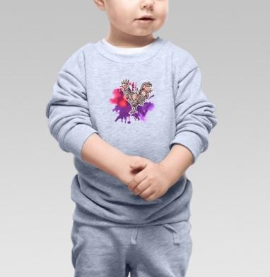 Механический петух - Свитшоты детские