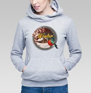 Зима  - Толстовки женские в интернет-магазине