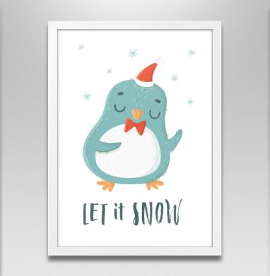Снежно - Постеры, новый год, Популярные