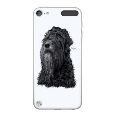 Русский черный терьер - Виниловые наклейки на iPod Touch 5th gen., Новинки