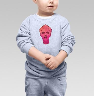Прекрасная Диана, Cвитшот Детский серый меланж