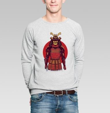 Броня самурая - Купить мужские свитшоты военные в Москве, цена мужских свитшотов военных с прикольными принтами - магазин дизайнерской одежды MaryJane