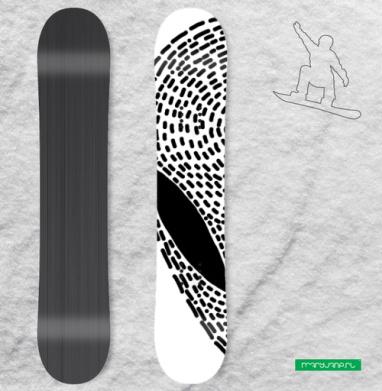 УФО БЛЭК - Виниловые наклейки на сноуборд купить с доставкой. Воронеж