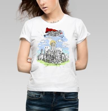 Для рожденных в год овцы - Купить детские футболки с Суперменом в Москве, цена детских  с Суперменом  с прикольными принтами - магазин дизайнерской одежды MaryJane