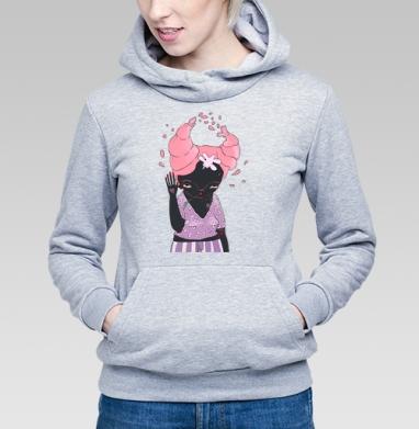 Она - Купить детские толстовки с любовью в Москве, цена детских толстовок с любовью  с прикольными принтами - магазин дизайнерской одежды MaryJane