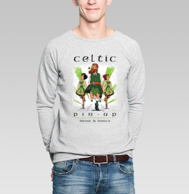 Кельтский пинап - Купить свитшот
