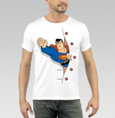 СуперМен - Детские футболки с прикольными надписями
