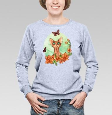 Весенняя охота - Купить детские свитшоты с летом в Москве, цена детских свитшотов с летом  с прикольными принтами - магазин дизайнерской одежды MaryJane
