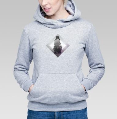 Кристальная скала - Купить детские толстовки с птицами в Москве, цена детских толстовок с птицами  с прикольными принтами - магазин дизайнерской одежды MaryJane