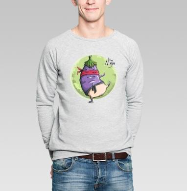 Баклажан Н - Купить мужские свитшоты с приколами в Москве, цена мужских свитшотов с приколами с прикольными принтами - магазин дизайнерской одежды MaryJane