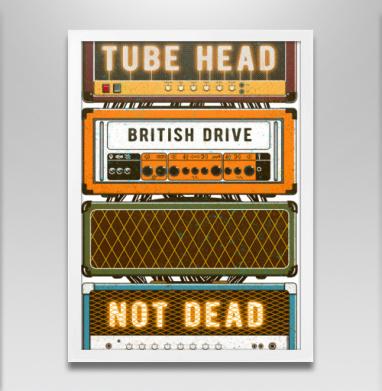 Ламповая голова - Постеры, музыка, Популярные