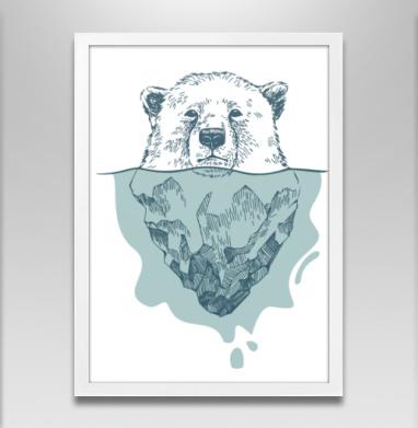 Полярный медведь - Постеры, собаки, Популярные
