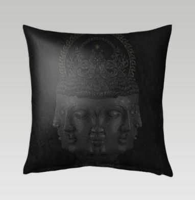 Лики Будды - Подушки с принтом
