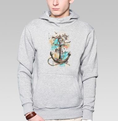 Морской волк - Толстовки под заказ