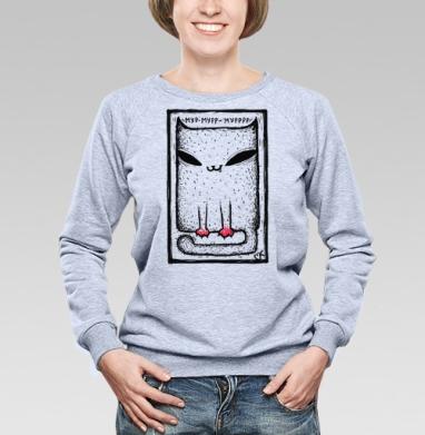 Катейка с лапками - Купить детские свитшоты с животными в Москве, цена детских свитшотов с животными  с прикольными принтами - магазин дизайнерской одежды MaryJane