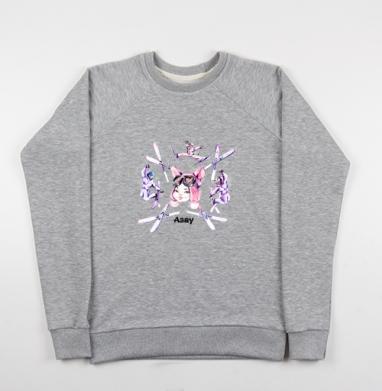 Азау - Купить детские свитшоты с горами в Москве, цена детских свитшотов с горами с прикольными принтами - магазин дизайнерской одежды MaryJane