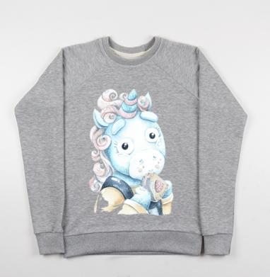 Момо и тортик - Купить детские свитшоты милые в Москве, цена детских свитшотов милых  с прикольными принтами - магазин дизайнерской одежды MaryJane