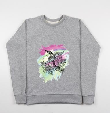 Птица невелица - Купить детские свитшоты с птицами в Москве, цена детских свитшотов с птицами  с прикольными принтами - магазин дизайнерской одежды MaryJane