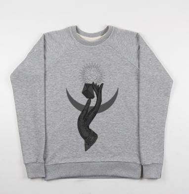 Рука Будды - Купить детские свитшоты с солнцем в Москве, цена детских свитшотов с солнцем с прикольными принтами - магазин дизайнерской одежды MaryJane