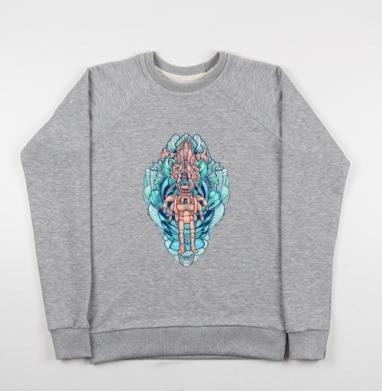 6 hands - Купить детские свитшоты с людьми в Москве, цена детских свитшотов с людьми  с прикольными принтами - магазин дизайнерской одежды MaryJane