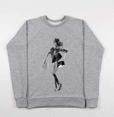 ЧБ номер два - Купить детские свитшоты модные в Москве, цена детских свитшотов модных  с прикольными принтами - магазин дизайнерской одежды MaryJane