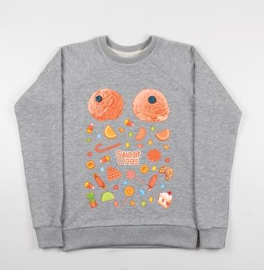 Сладенькие - Купить детские свитшоты секс в Москве, цена детских свитшотов секс  с прикольными принтами - магазин дизайнерской одежды MaryJane