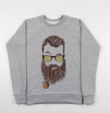 Верьте мне, у меня есть борода  - Купить детские свитшоты с людьми в Москве, цена детских свитшотов с людьми  с прикольными принтами - магазин дизайнерской одежды MaryJane